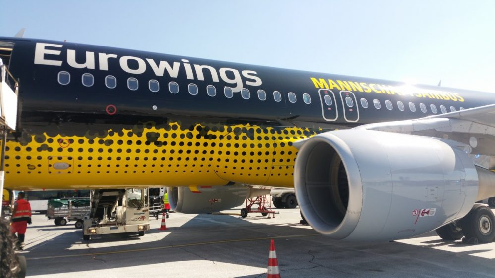 eurowings romania germania in vreme de coronavirus