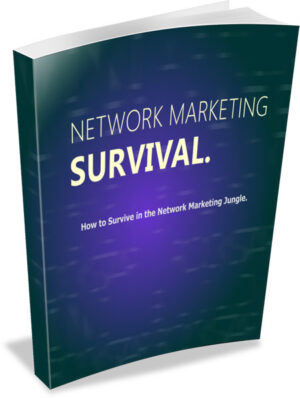 [EBOOK] Network Marketing Survival
