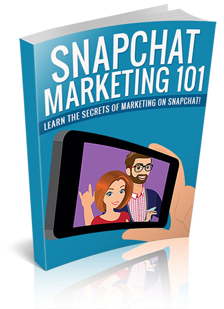 [EBOOK] Snapchat Marketing 101