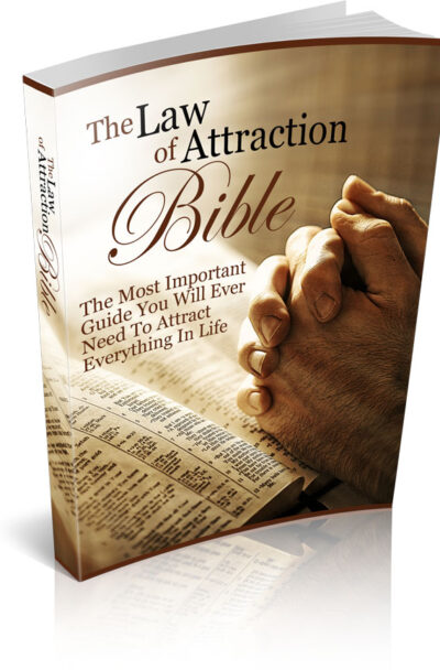 [EBOOK] The Law of Attraction Bible
